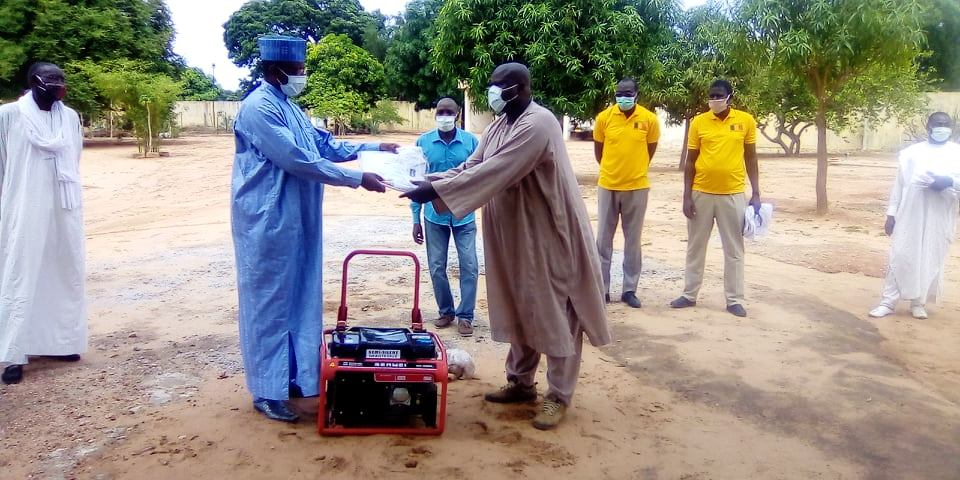 Radio Soleil of Pala in Chad wins the prize for the best report at the World Biodiversity Day